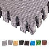 Puzzlematten BodenMax 30cm/60cm in verschiedenen Farben